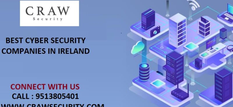 Cyber security companies in Ireland